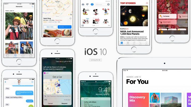 iOS 10 beta 7, iOS 10.3.1