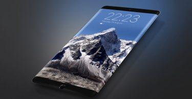 koncept příštího iPhonu, iPhone 8