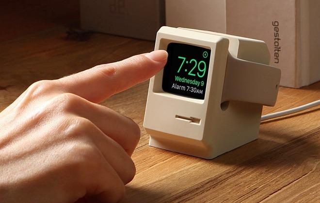 Apple Watch stojánek