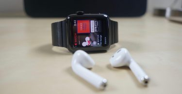 Apple Watch hudba