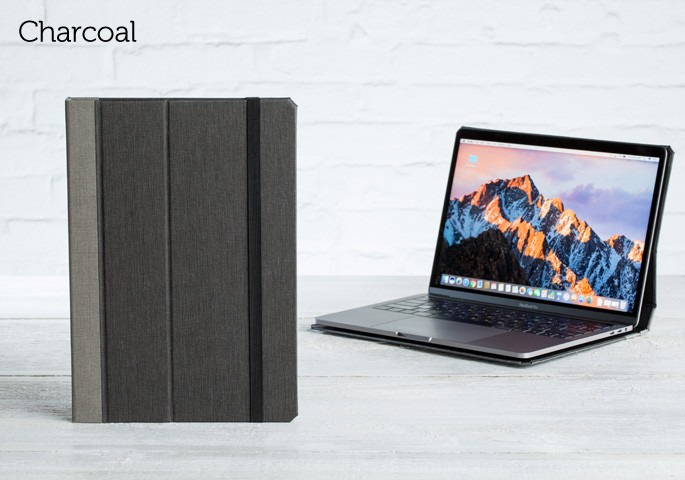 MacBook Pro Pad & Quill Cartella