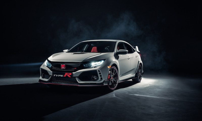 CarPlay Honda Civic Type R