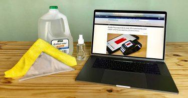 Jak vyčistit MacBook Pro