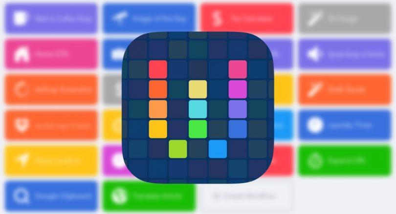 Workflow aplikace