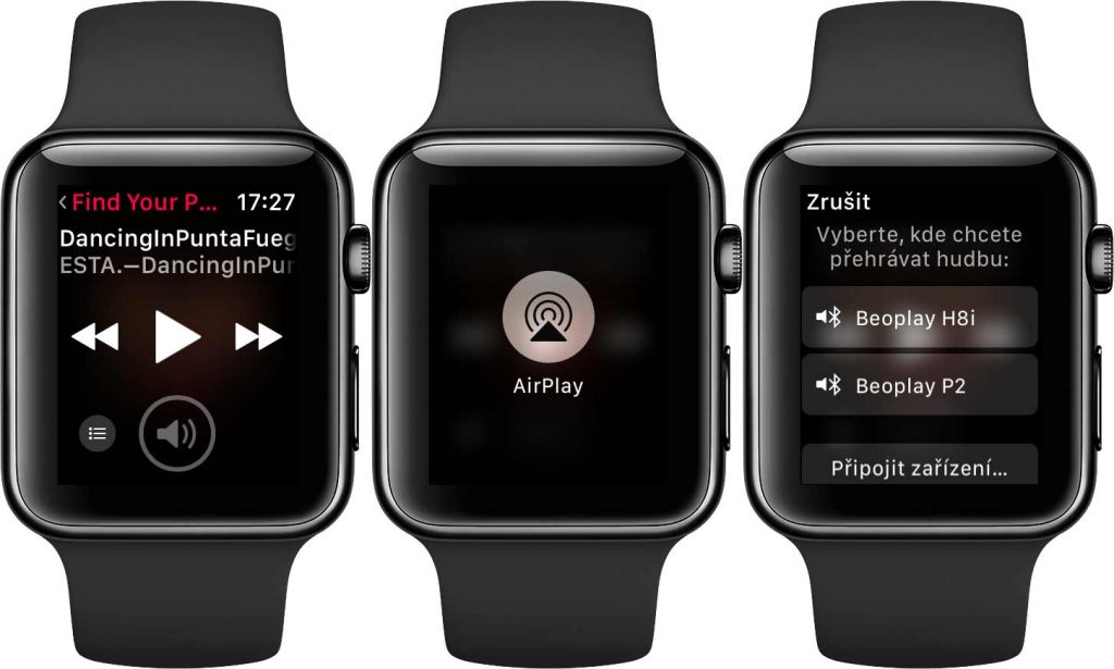 Force Touch Apple Watch