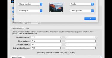 Aktivní rohy v OS X
