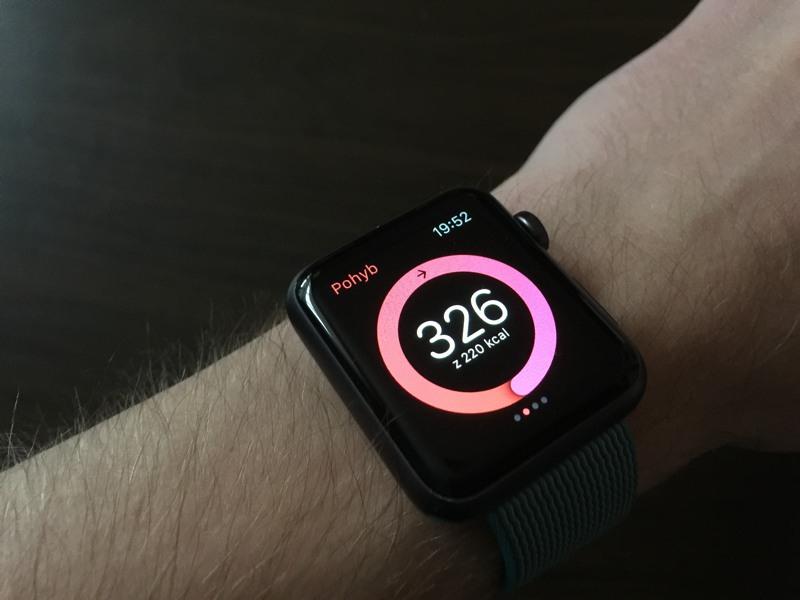 Apple Watch - Jak si udržet motivaci