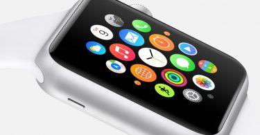 aplikace, Apple Watch