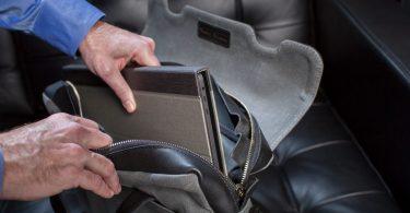 MacBook Pro Pad & Quill Cartella