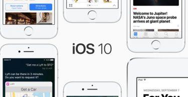aktualizace, iOS 10.3