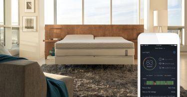 Chytrá postel Sleep Number