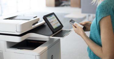 Jak tisknout z iPhonu