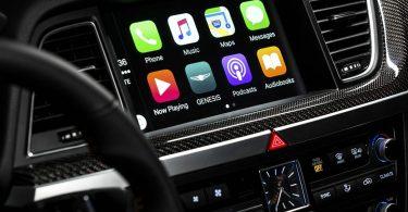 Genesis CarPlay