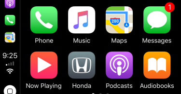CarPlay iOS 11