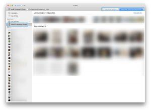 fotky a videa macOS