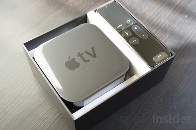 4K filmy Apple TV