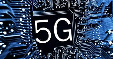 Mobilní data 5G sítě