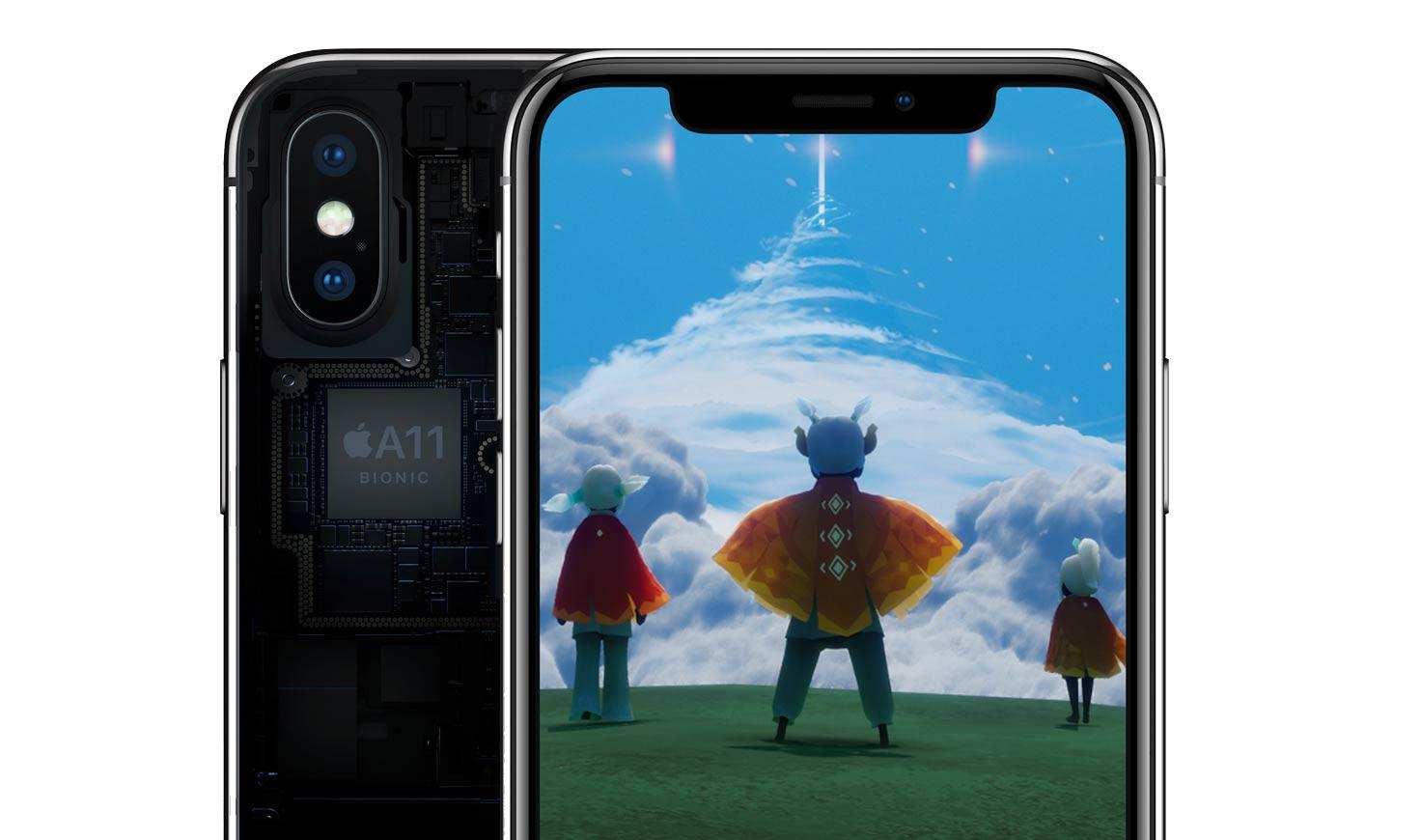 iPhone 8 Plus Apple A11 Bionic