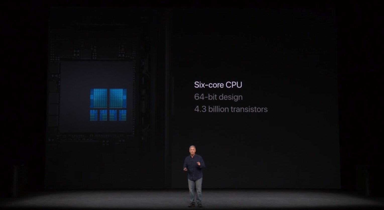 iPhone 8 Plus A11 Bionic