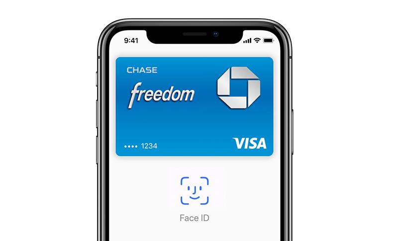 Apple Pay iPhone X