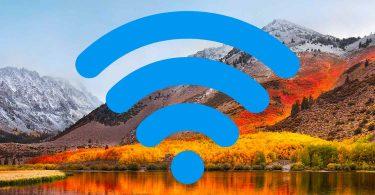 Jak zjistit heslo k Wi-Fi na macOS