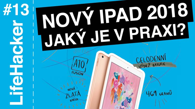 LIfeHacker nový iPad