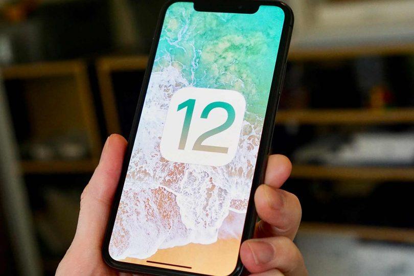 iOS 12, iOS 12.1
