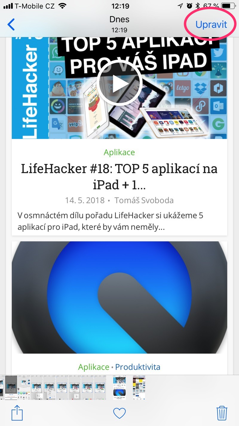 letgo aplikace pro ios