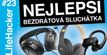 LifeHacker, bezdrátová sluchátka