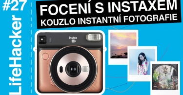 Instax SQ6, LifeHacker