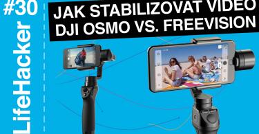 DJI Osmo Mobile, Freevision Vilta M, LifeHacker