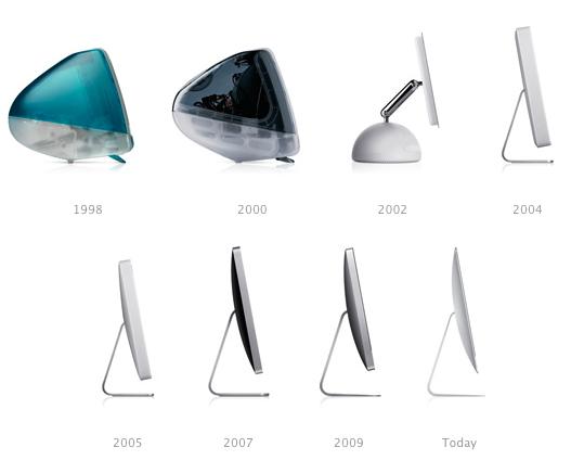 iMac 20 let