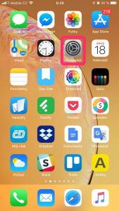 iOS zařízení