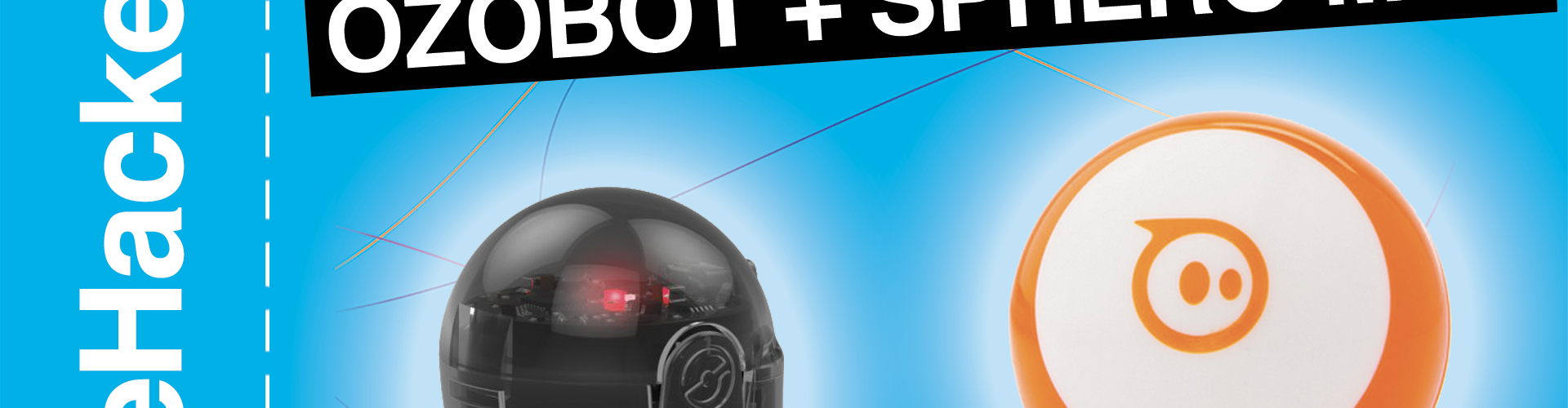 LifeHacker Ozobot Sphero Mini