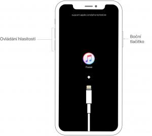 jak vymazat iPhone