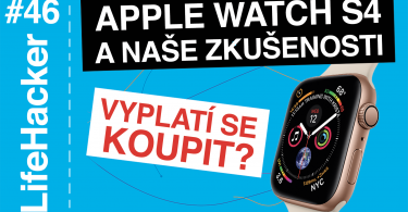 Apple Watch Series 4 zkušenosti