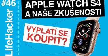 Apple Watch Series 4 zkušenosti
